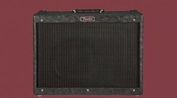 Fender FSR limited-edition Black Western Blues Deluxe Reissue
