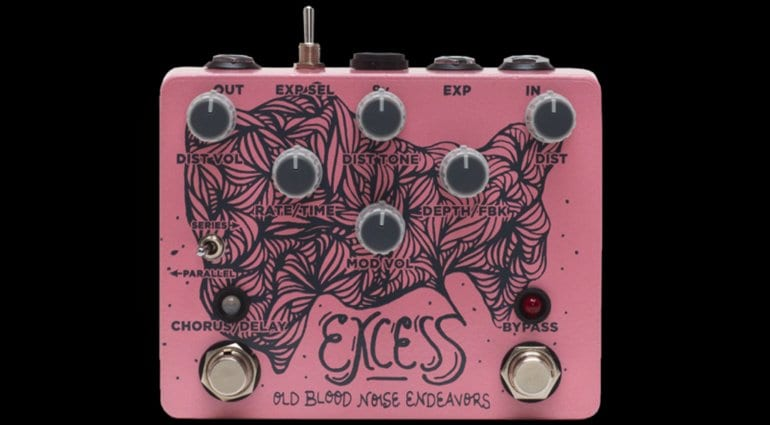 Old Blood Noise Endeavors Excess - Distortion and Chorus:Delay