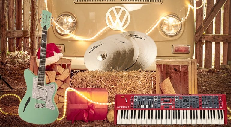 Thomann Christmas Gift Generator