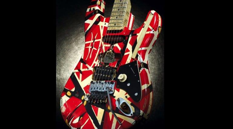 Van Halen's FrankenStrat stolen