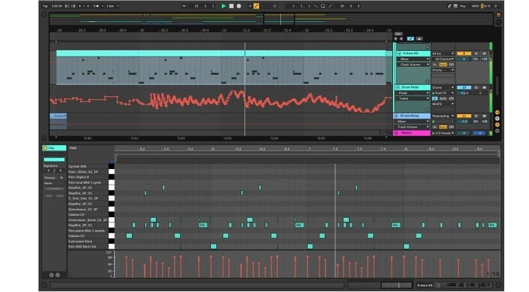 Ableton Live 10 Theme