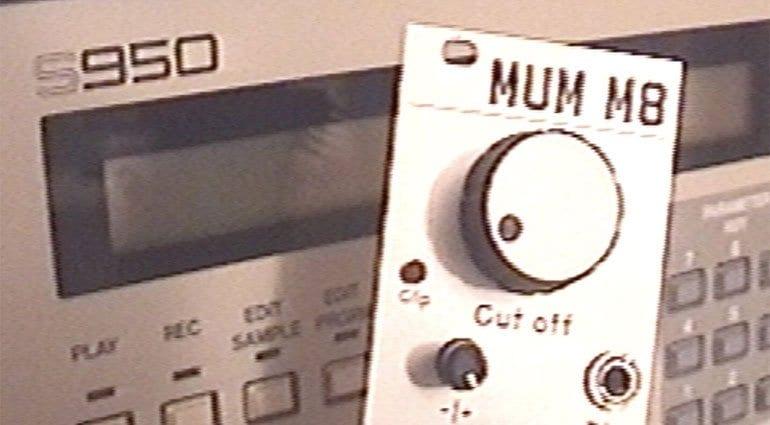 ALM MUM M8