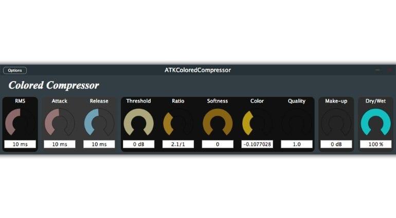 ATK Colored Compressor
