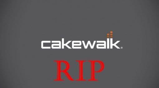 Cakewalk RIP