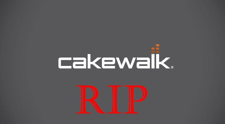 Cakewalk News and rumors - gearnews com