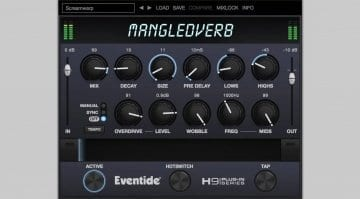 Eventide MangledVerb featured