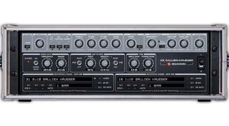Gallien - Krueger 800RB bass amp