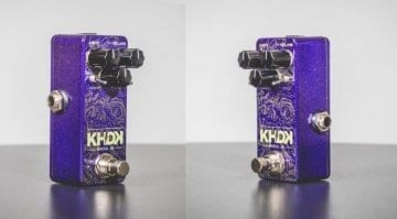 KHDK Ghoul Jr Mini Overdrive pedal