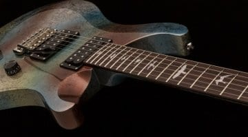 PRS SE Standard 24 Multi Foil new for 2018