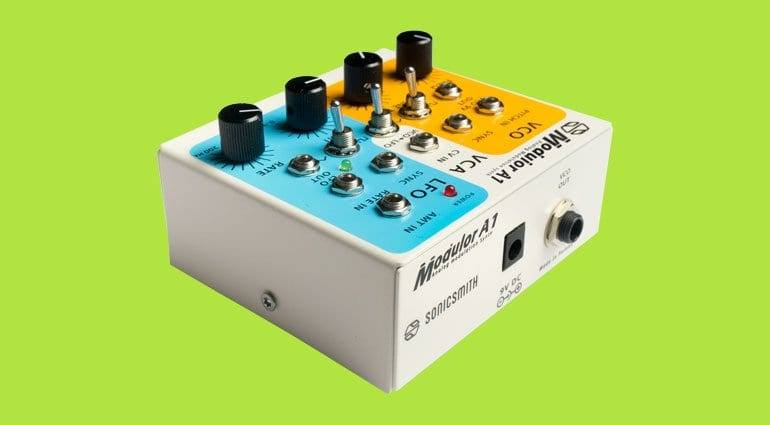 Sonicsmith Modulor A1