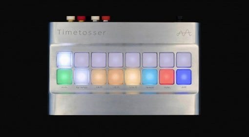 Timetosser Audio Re-triggering