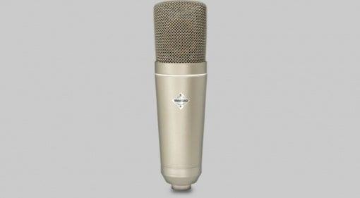 WeissKlang V17 condenser microphone