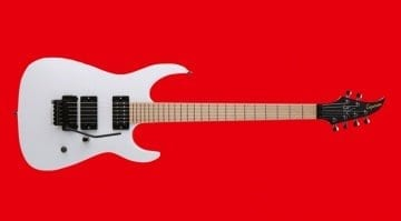 Caparison Michael James Romeo Signature model