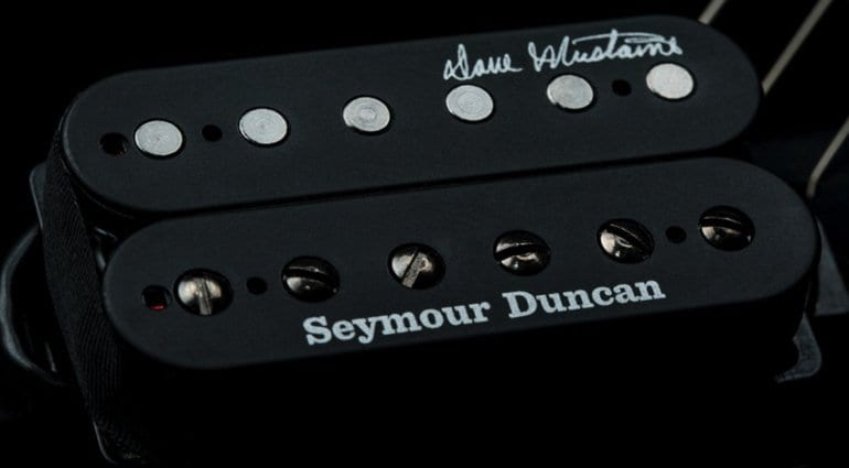 Seymour Duncan and Dave Mustaine issue Thrash Factor humbucker ...