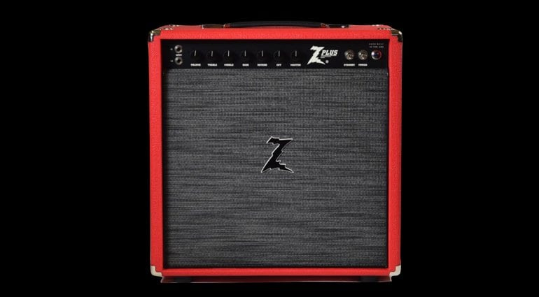 Dr Z new Z-Plus guitar amp Joe Walsh