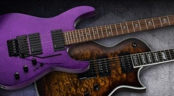 ESP LTD 2018 New Guitars