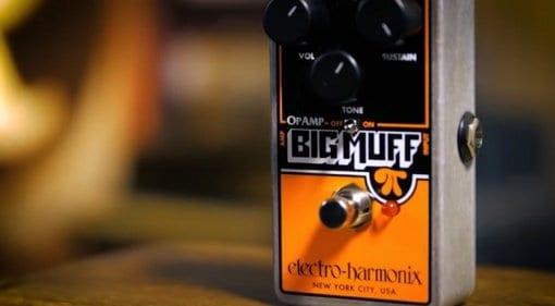 Electro Harmonix Op-Amp Big Muff reissue