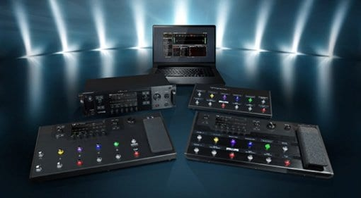Line 6 Helix Family firmware update