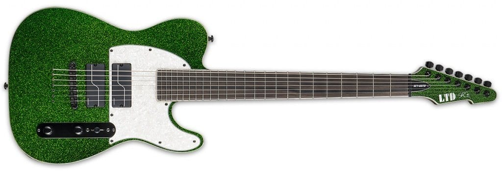Stephen Carpenter SCT-607B GREEN SPARKLE