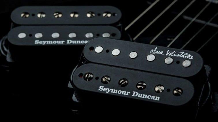 Seymour Duncan Thrash Factor. Rust In Peace tone?