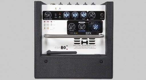 A2-5 live portable PA speaker featured