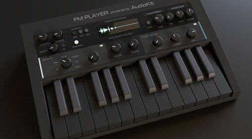 AudioKit FM Player