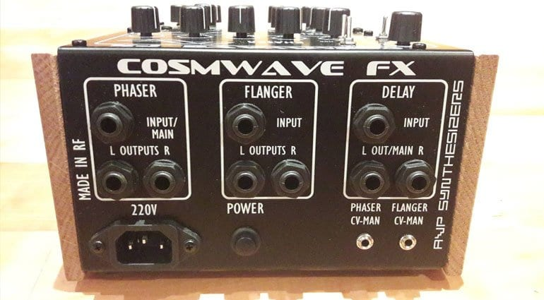 AVP Cosmwave FX Rear