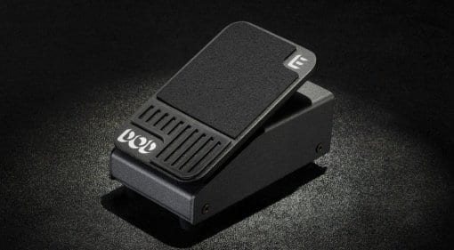 DOD Utility Pedals Mini Expression pedal