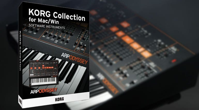 Korg Collection ARP Odyssey