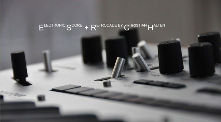 Electronic Score + Retrocade