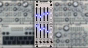 Pittsburgh Modular Lifeforms Micro Sequence