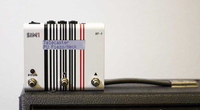 Sim1 XT-1 pedal