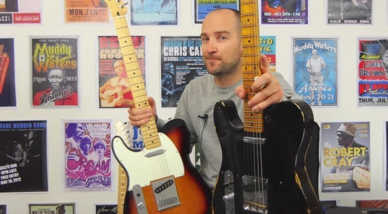The great Telecaster Custom Shop/Mexico/Standard Shoot-out