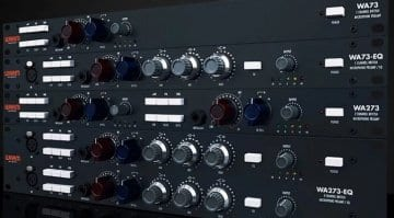 AES 2017: AMS Neve brings back the iconic 1073 mic pre-amp