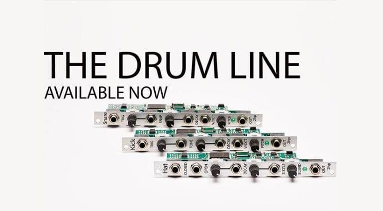 2hp Drums
