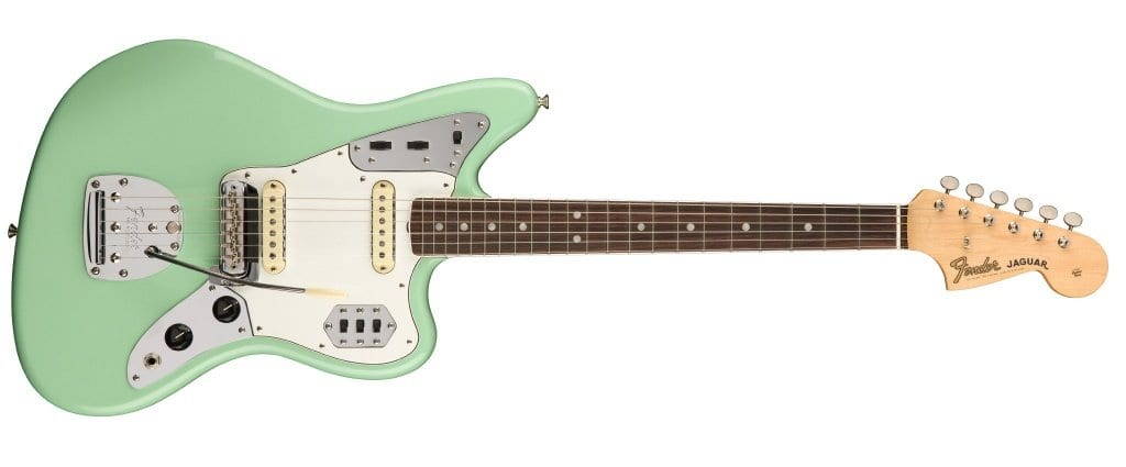 American Original 60's Jaguar - Surf Green