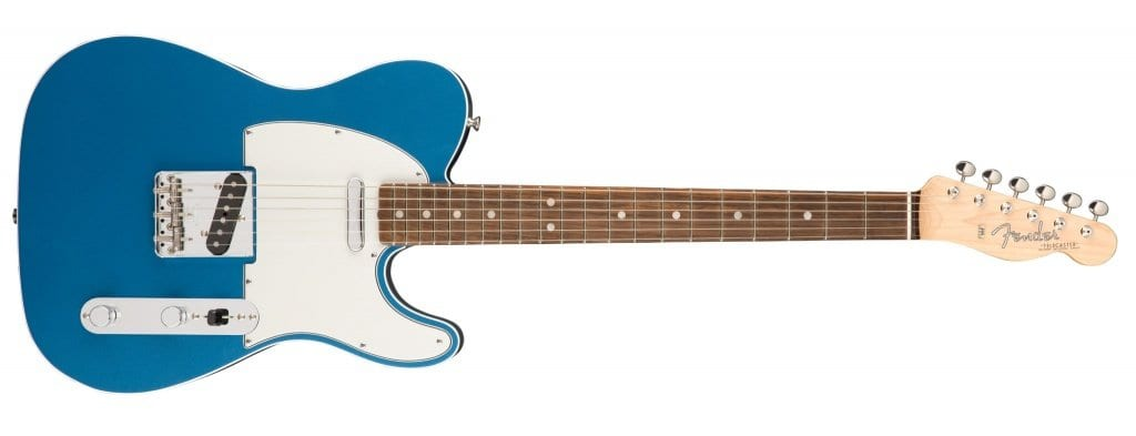 American Original 60's Telecaster - Lake Placid Blue