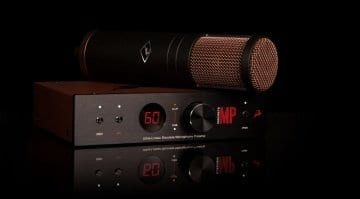 Antelope Audio Edge Strip Discrete MP Edge modelling mic