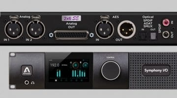 Apogee Special Edition 2x6SE Module for Symphony I/O MkII