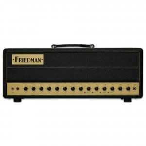 Friedman BE50 front panel
