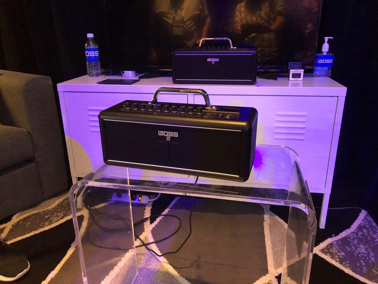 Katana Air at the NAMM Show 2018