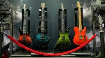 Chapman Guitars British Standard Series