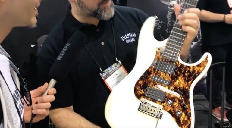 Chapman Guitars CAP-10 2018