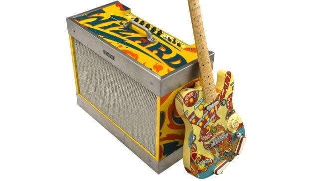 Fender Custom Shop sure plays a mean pinball