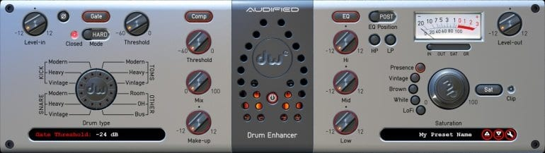 DW Drum Enhancer