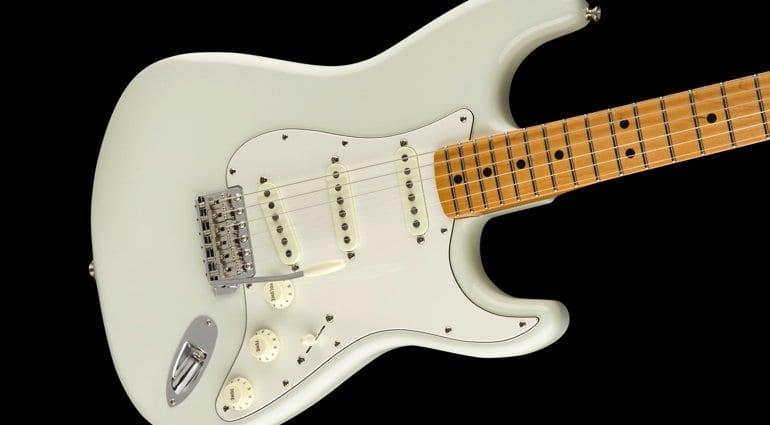 Fender Custom Shop Hendrix Voodoo Strat