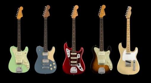 Fender Limited Edition NAMM 2018 Leak