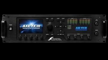 Fractal Audio System AxeFX III