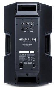HeadRush FRFR-112 rear panel