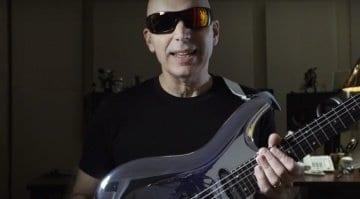 Ibanez Joe Satriani JS1CR30 Chrome Boy 30th Anniversary